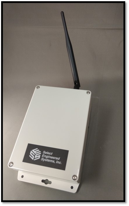 WIRELESS RS485 NEMA ENCLOSURE